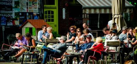 Terrasje pakken in Utrecht is dit jaar 4,7 procent duurder