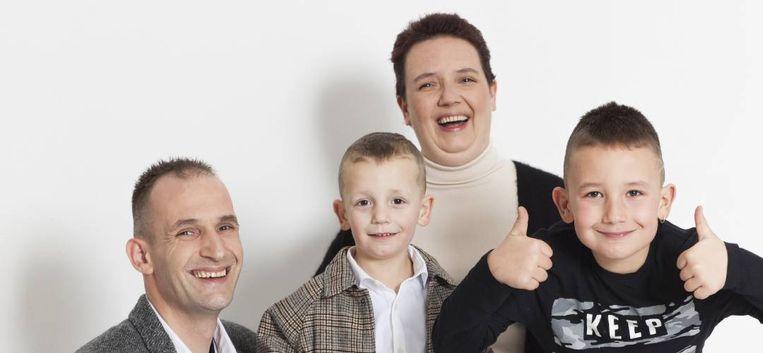 """Miranda over zoon Niels: """"Hij kwam met een mes uit de keuken"""""""