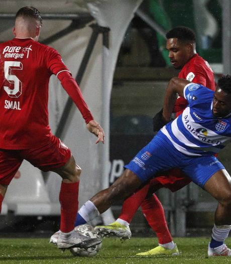 FC Twente dichtbij akkoord met Virgil Misidjan (ex-PEC)