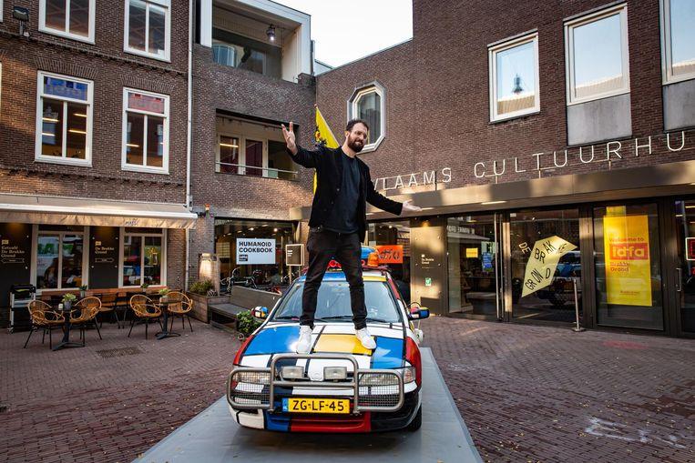 Idfa bij het Vlaams Cultuurhuis. Beeld Nichon Glerum voor Idfa