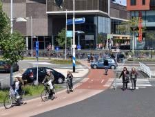 Amersfoort zet drone in voor verkeersonderzoek rotonde De Nieuwe Poort