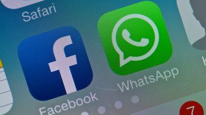 """""""Facebook ziet voorlopig af van reclame in WhatsApp"""""""
