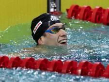 Alle pijlen Stan Pijnenburg op EK, daar moet de PSV-zwemmer nog 0,11 aftikken voor de Spelen