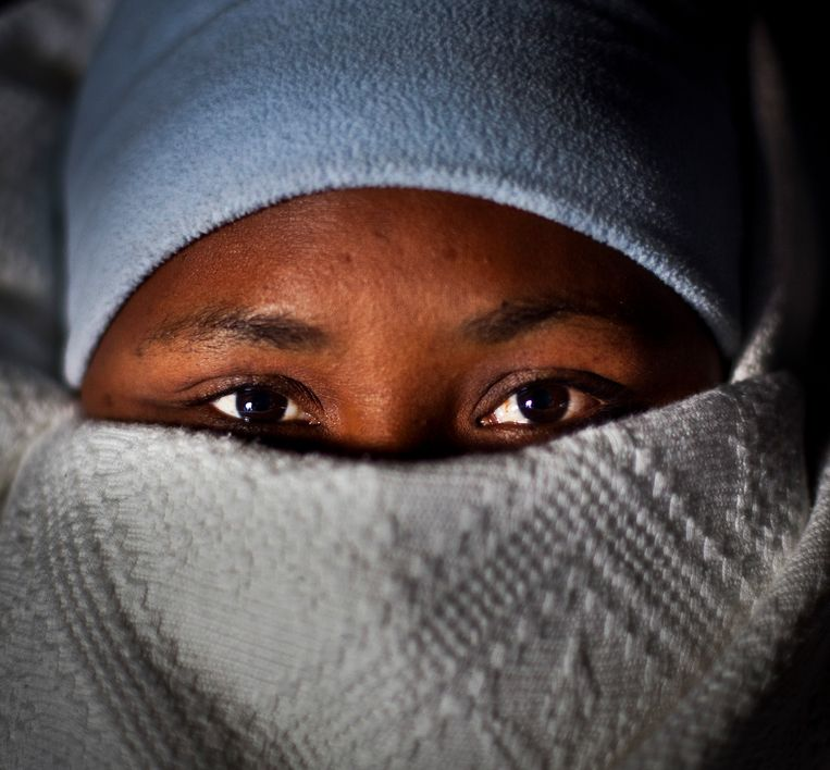 Zelda en Bor ontfermen zich over een Somalische asielzoekster, die zich transformeert tot landelijk beroemde anti-islamactiviste. Beeld Hollandse Hoogte / ANP