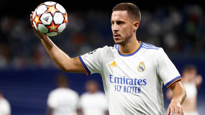 """Ex-Realtopspits Morientes zet druk op Hazard: """"Misschien moet Real beslissen dat het niet meer op de beste Eden wacht"""""""