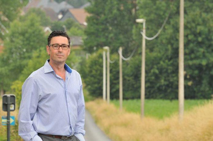 Burgemeester Stefaan Devleeschouwer