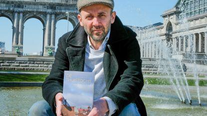 """Op stap in eigen stad, schrijver Sebastien de Fooz trok een maand lang door zijn eigen Brussel: """"Ik wilde nieuwe ervaringen opdoen in mijn buurt"""""""