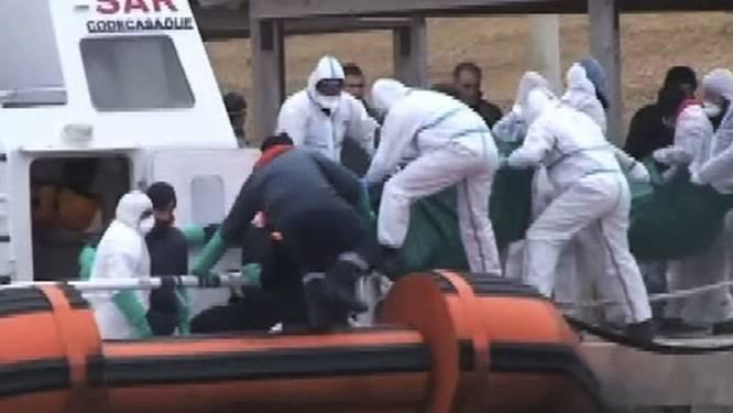 200 migrants disparus dans le naufrage en Libye