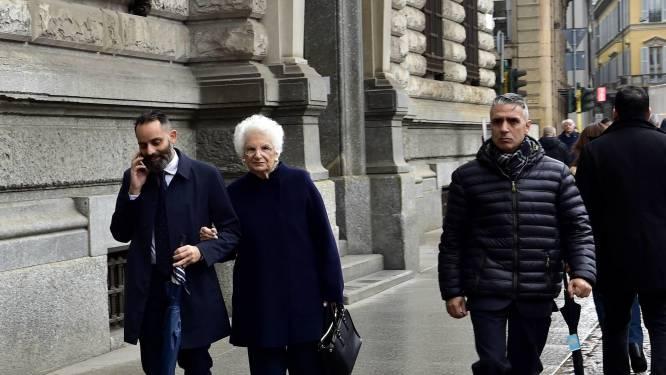 Italiaanse Holocaustoverlevende krijgt politiebescherming na doodsbedreigingen