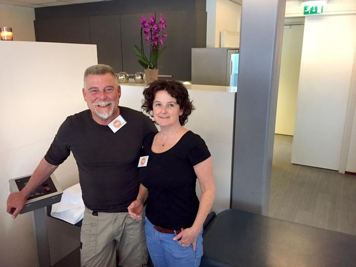 Eigenaresses Van Nunen en Linda Vos van Dynamic Studio in Breda