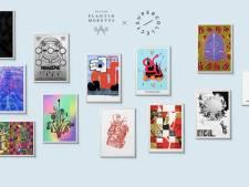 Houtblok wordt artistieke print: twintig kunstenaars gingen aan de slag met collectie van Museum Plantin-Moretus