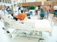 Eerste patiënten verhuizen naar nieuwe Saxenburgh Medisch Centrum Hardenberg