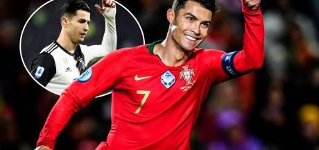 Alle ogen op Ronaldo
