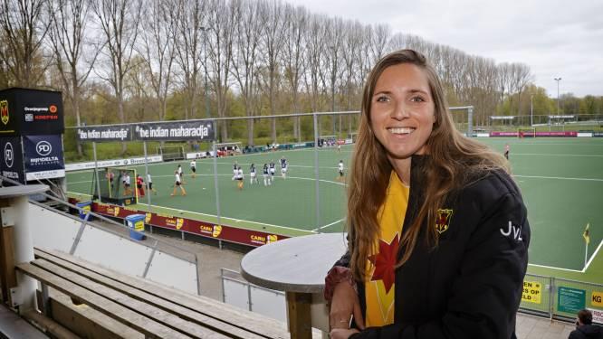 Daphne Voormolen, schoon van kanker, terug op het hockeyveld bij Victoria: 'Veel ups en downs gekend'