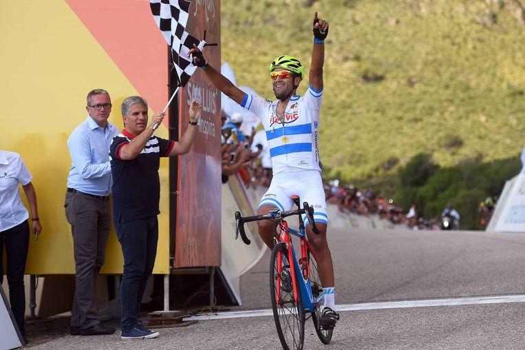 Diaz won Beeld Tim De Waele