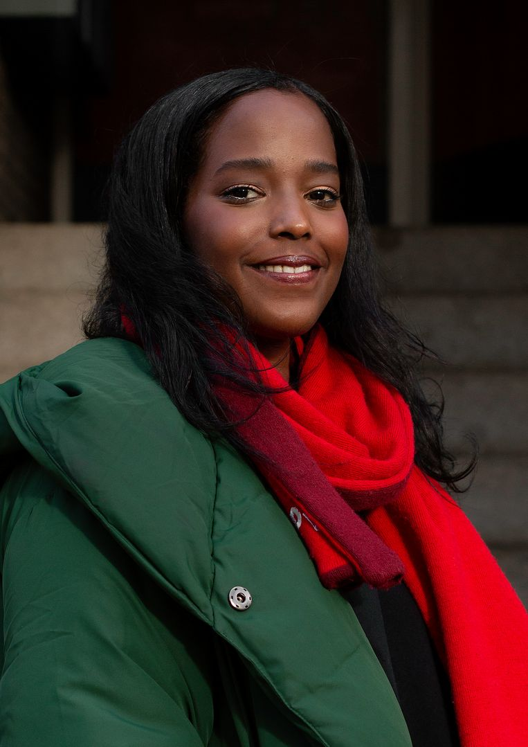Fatihya Abdi (30). Beeld Susanne Stange