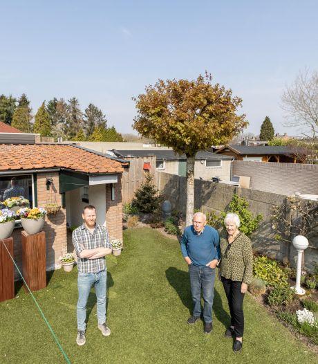 Van vrij uitzicht naar zeven meter hoge muur tegen je tuin: 'Weg woongenot'