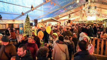 Kerstdorp op Schouwburgplein sluit al na komend weekend