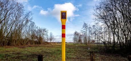 Dieven wagen hun leven voor diefstal uit oliepijpleiding in Brabant