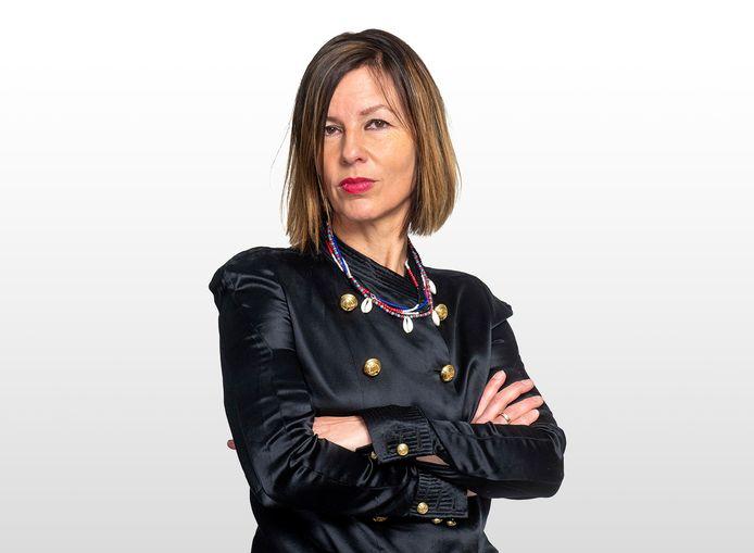 Phaedra Werkhoven columniste van de Stentor. Column opinie