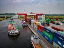 Wéér vertraging breder kanaal, Tilburgse bedrijven roepen hulp minister in