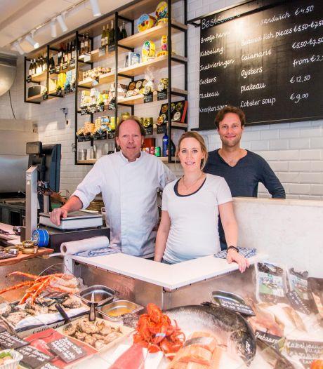 The Seafood Shop spant kort geding aan tegen gemeente Amsterdam