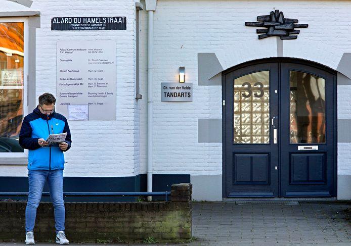 Kliniek Expat Med in Eindhoven was tot april dit jaar nog in bedrijf.