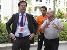 Rutte: 'Olympische Spelen van 2028 naar Den Haag'