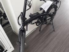 Man steelt plooifiets maar wordt verraden door extra fietswiel