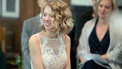 """Maartje Van Neygen trouwde na verloving van 3 weken met haar 'ware liefde': """"Verliefdheid zorgt ervoor dat we irrationele beslissingen nemen"""""""