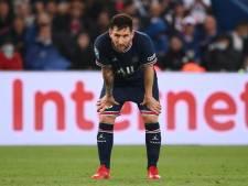 Messi mist door knieblessure mogelijk clash met City: 'Gezondheid van spelers staat bij mij op één'