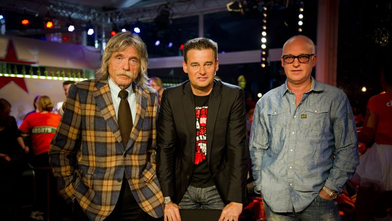 Eén van de grote successen van RTL: VI Oranje. Beeld anp