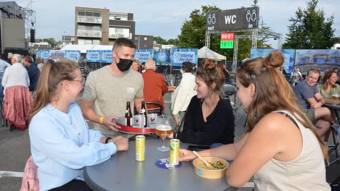 """Lokerse Feesten doorstaan laatste coronatest: """"Begeleiding tot aan je bubbeltafel"""""""