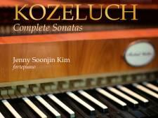 Koreaanse toetseniste staat pal voor de klassieke pionier Kozeluch