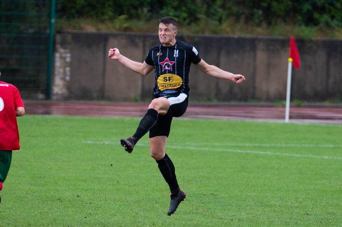 Ook Jens Vos maakt de overstap van KFC Diest naar FC Averbode-Okselaar.