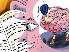 Wie leest is slim, begripvol en vrolijk