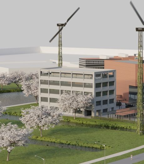 Plan lage windmolens krijgt een kans van gemeente Hengelo en provincie