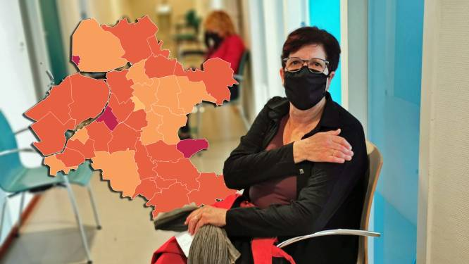 KAART | Zowel landelijk als in de regio meer besmettingen, aantal ziekenhuisopnames daalt wel
