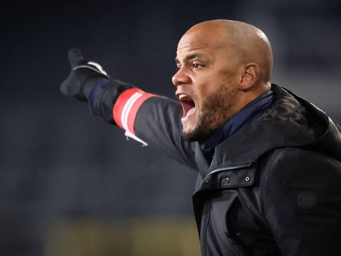 """Pakt Anderlecht zijn eerste 9 op 9? Kompany: """"Oostende was de eerste helft, Charleroi de tweede"""""""
