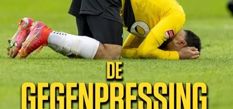 De Gegenpressing Podcast | Droom in duigen, liefde tussen Breda en NAC onverwoestbaar, positie Steijn wankelt