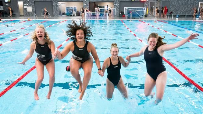 ZPC Amersfoort gaat met het jongste waterpoloteam ooit de eerste divisie in