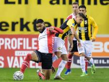 Vitesse stelt teleur in thuisduel met FC Emmen: 1-1