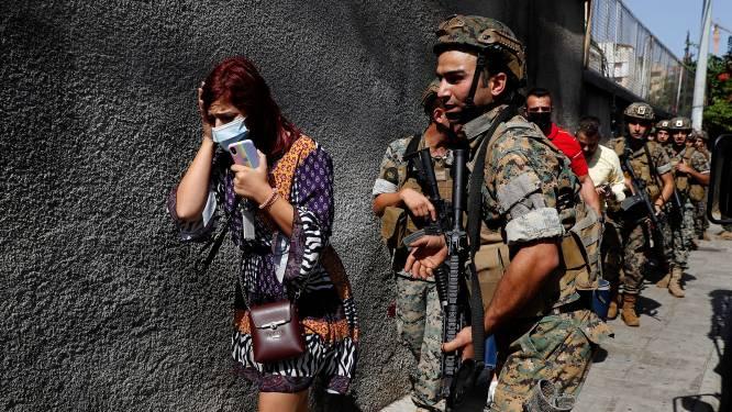 Six morts dans une manifestation organisée par le Hezbollah à Beyrouth