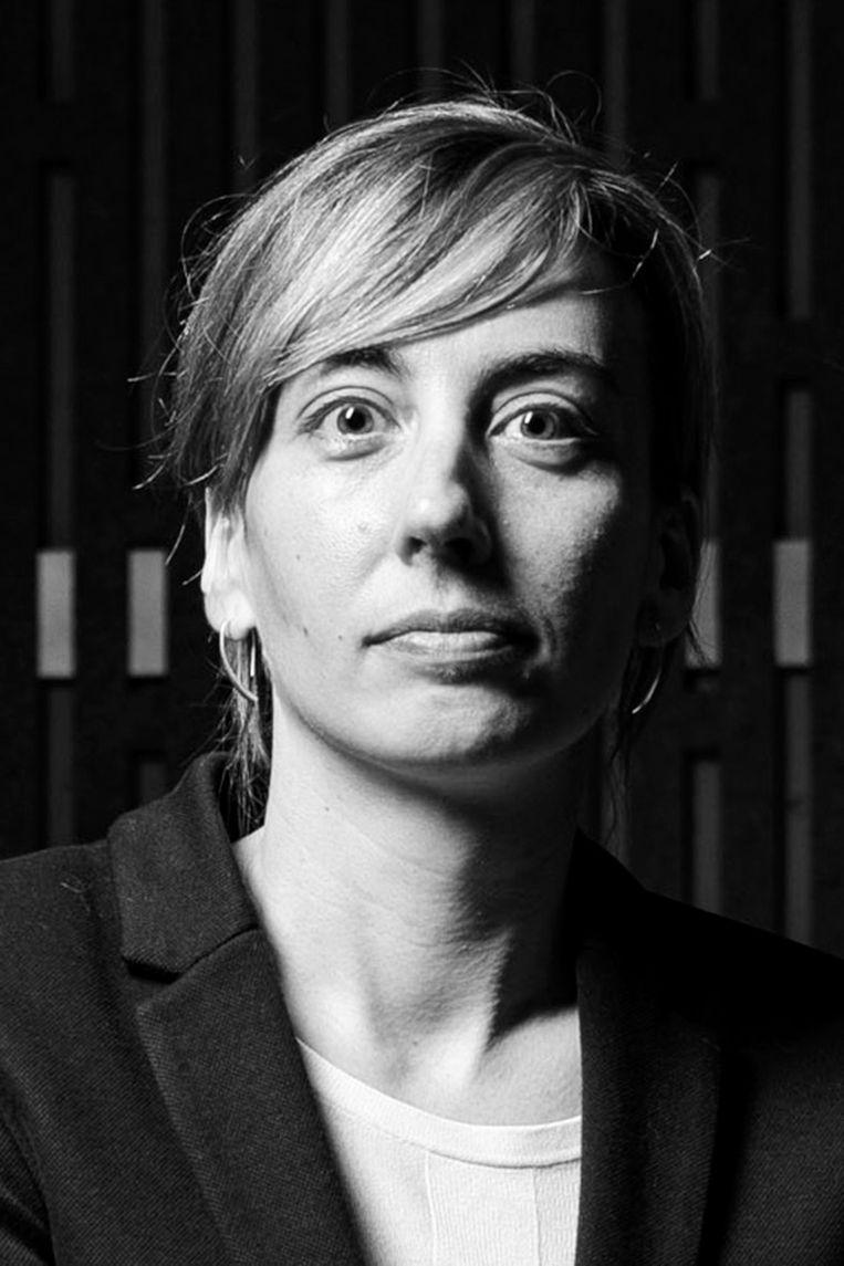 Barbara Nevicka, organisatiepsycholoog aan de UvA. Auteur van het proefschrift Narcistische leiders: De schijn van succes. Beeld Roger Cremers