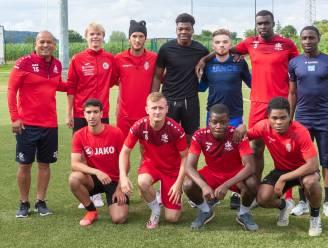 """Nieuwe coach Erick Rios hervat met SK Ronse trainingsarbeid: """"Ik geloof sterk in dit nieuwe project"""""""