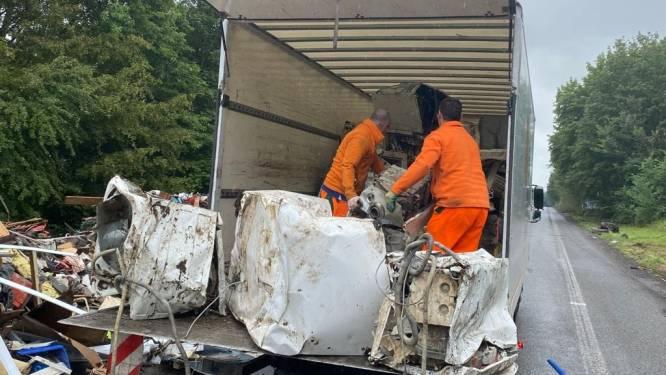 115 tonnes de déchets récoltés et revalorisés par la Ressourcerie du Pays de Liège