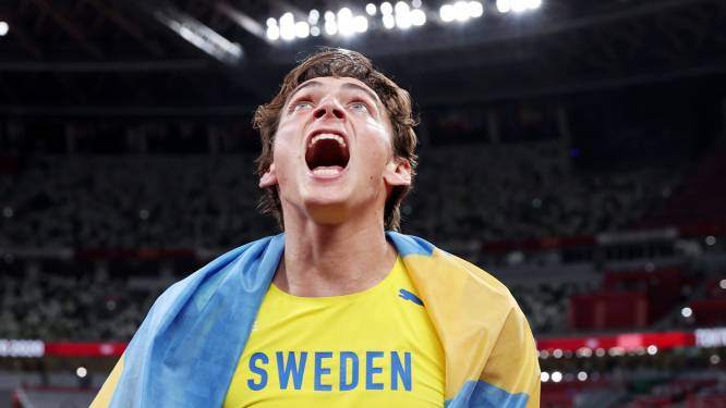 """Armand Duplantis vise le record du monde au Memorial Van Damme: """"Je suis en bonne forme"""""""