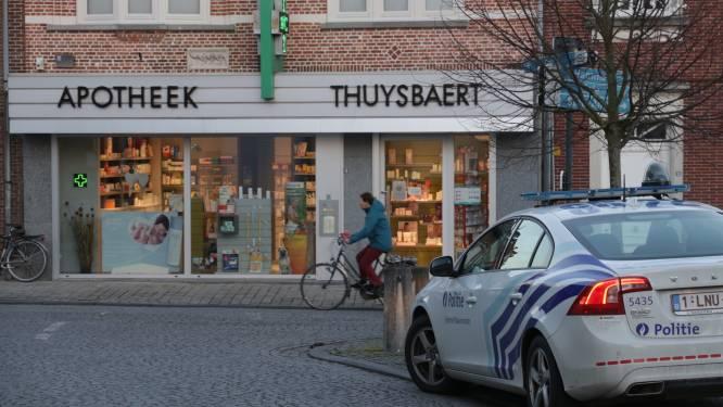 Gewapende overval op apotheek op Vierschaar