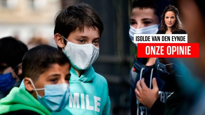 Onze Opinie. De Brusselse kinderen betalen als eersten het gelag voor de vele vaccinweigeraars. Dat is pijnlijk