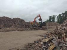 Le site du Wérihet complètement vidé de ses déchets
